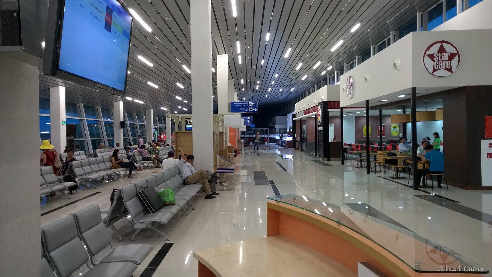 Фукуок аэропорт название