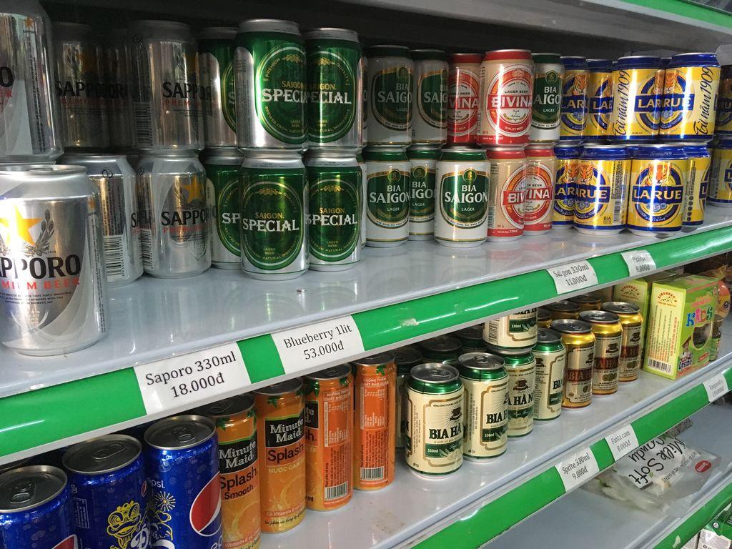 спиртное во Вьетнаме