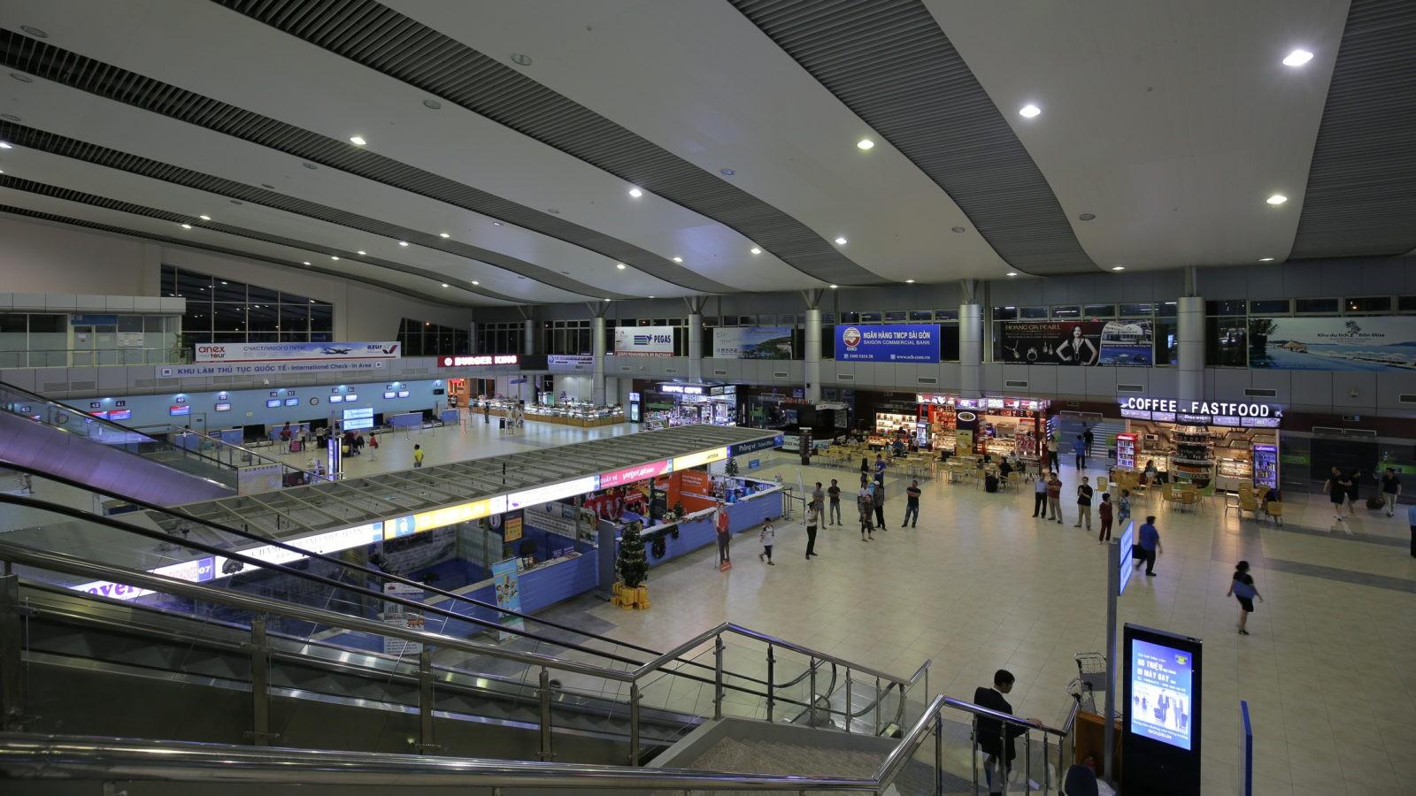 остро Фукуок Вьетнам аэропорт