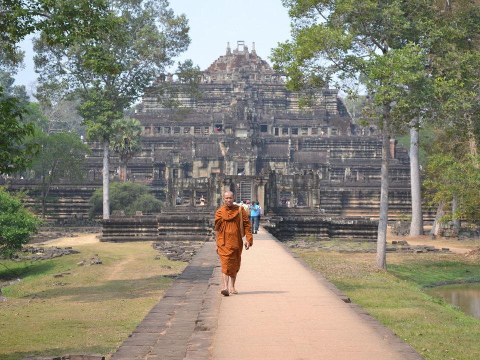 Экскурсия в Ангкор Ват в Камбоджу