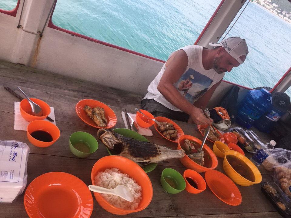 Морская рыбалка Фукуок