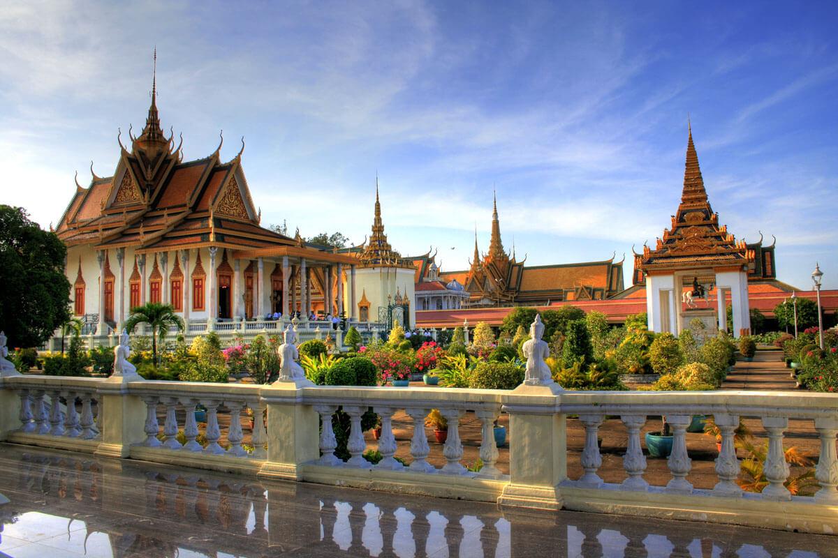 экскурсии на Фукуоке - Пномпень