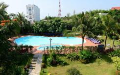 Отель Hoa Binh Hotel 4* на Фукуоке