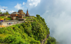 национальный парк Пном Бокор