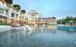 Отель The Shells Resort & Spa на Фукуоке