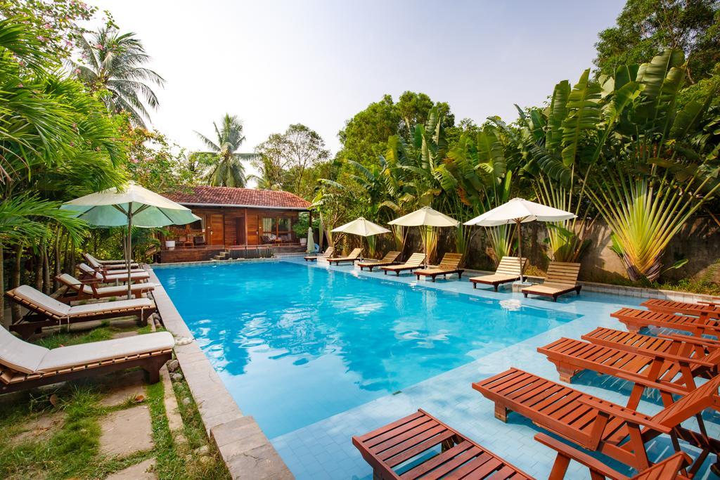 Отель Bauhinia Resort & Spa на острове Фукуок, Вьетнам