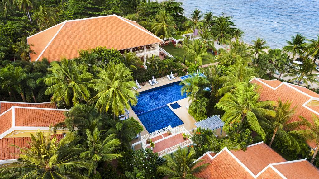 Отель La Veranda Resort на острове Фукуок, Вьетнам