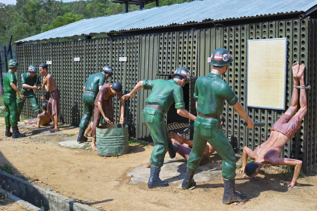 Кокосовая тюрьма на Фукуоке