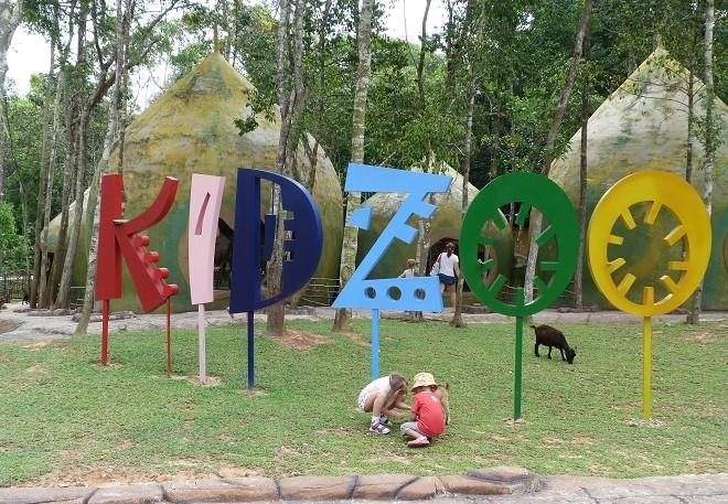 Детский зоопарк сафари-парк Винперл