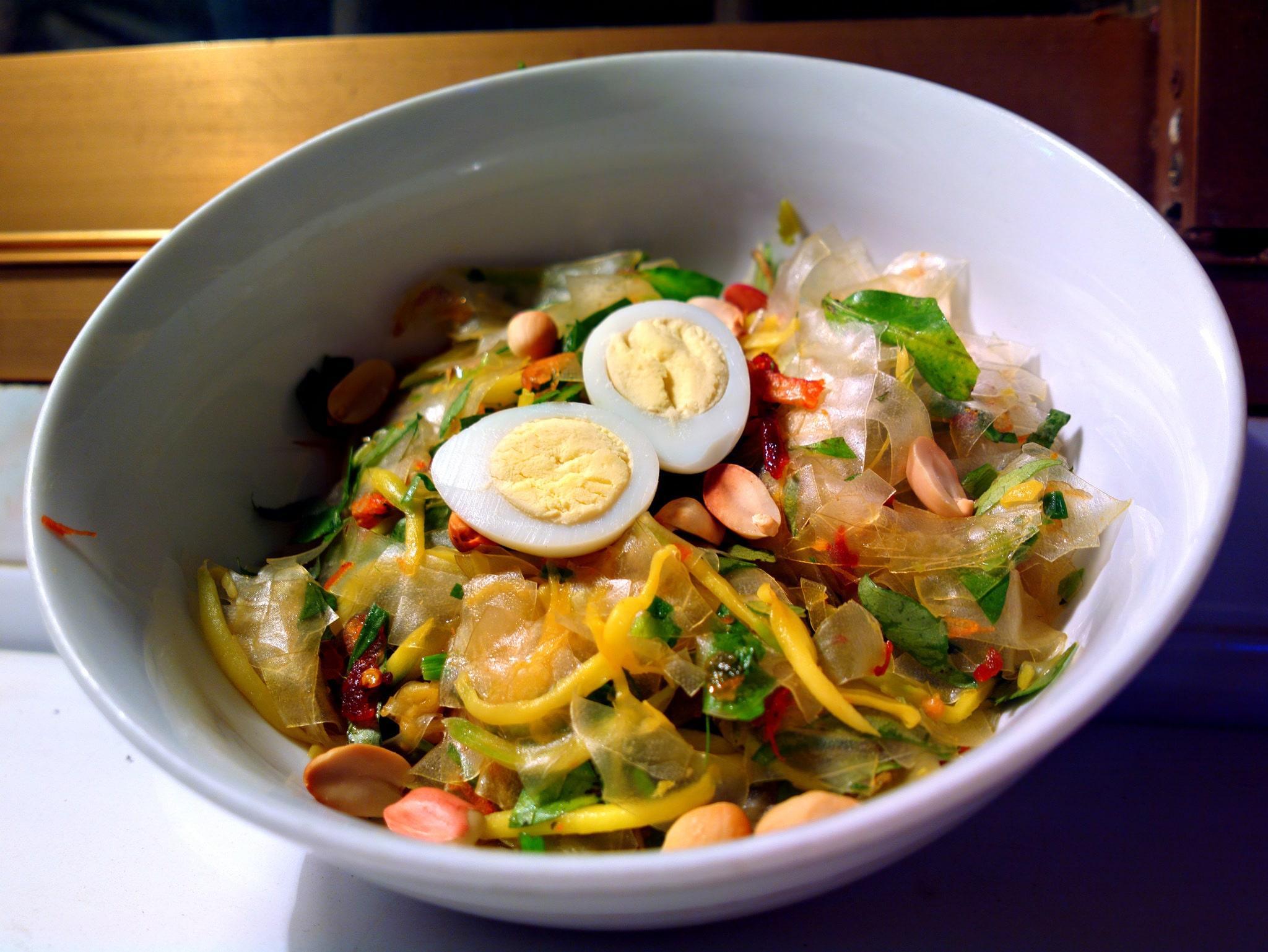 Бань Чанг Чон - традиционное вьетнамское блюдо