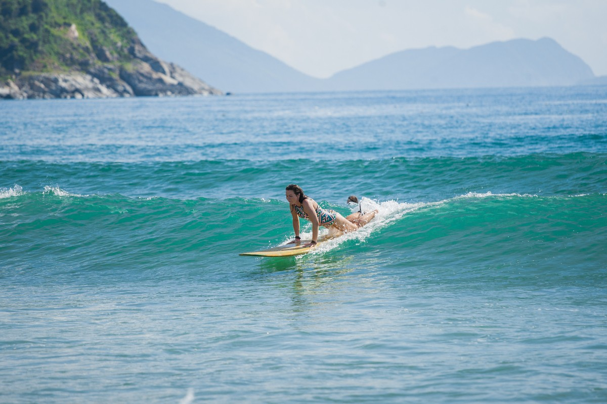 Серфинг на Фукуоке