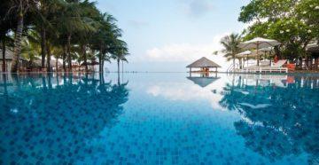 Отель Eden Resort Phu Quoc 4* на Фукуоке на 1 линии