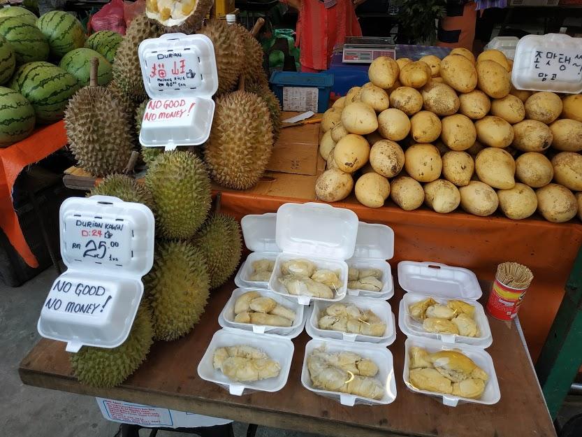 Вьетнамские фрукты на Фукуоке: манго