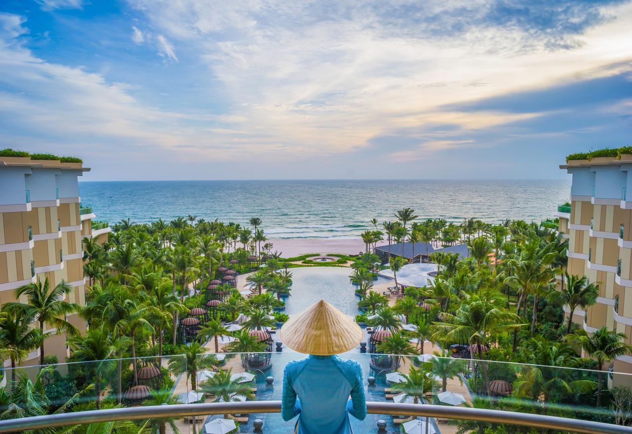 Отель InterContinental Phu Quoc Long Beach Resort 5* на Фукуоке