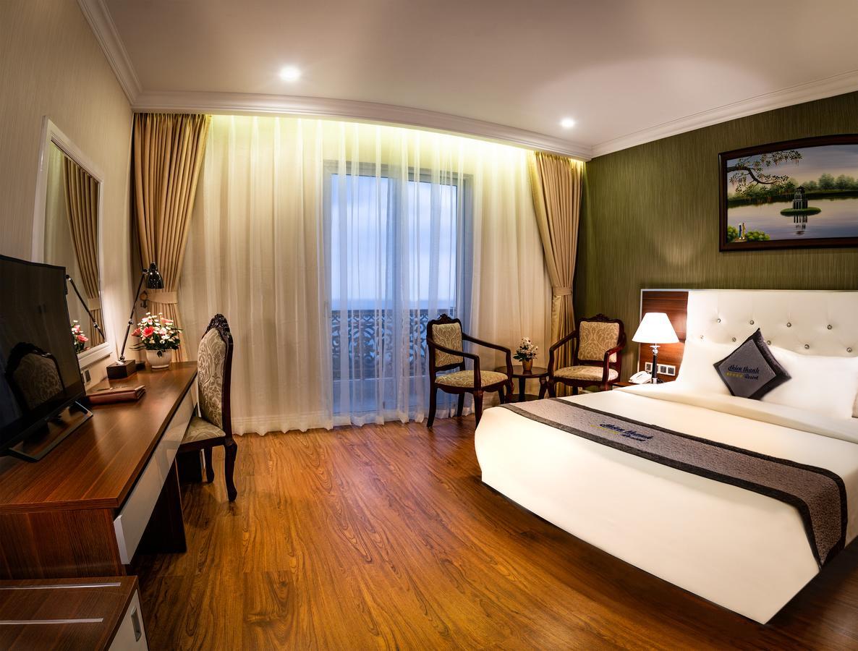 Номера отеля Thien Thanh Resort 5*