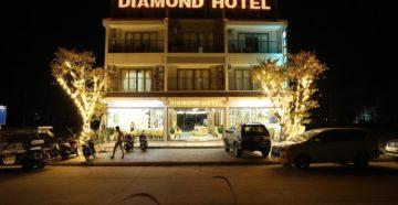 Описание отеля Diamond Hotel 3* на Фукуоке