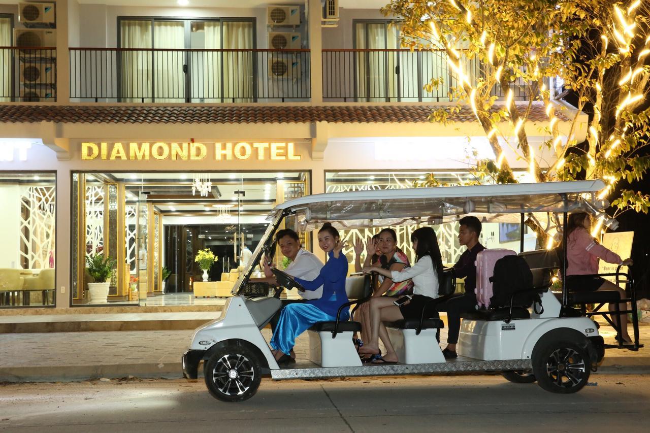 Мини-кар отеля Diamond Hotel Phu Quoc