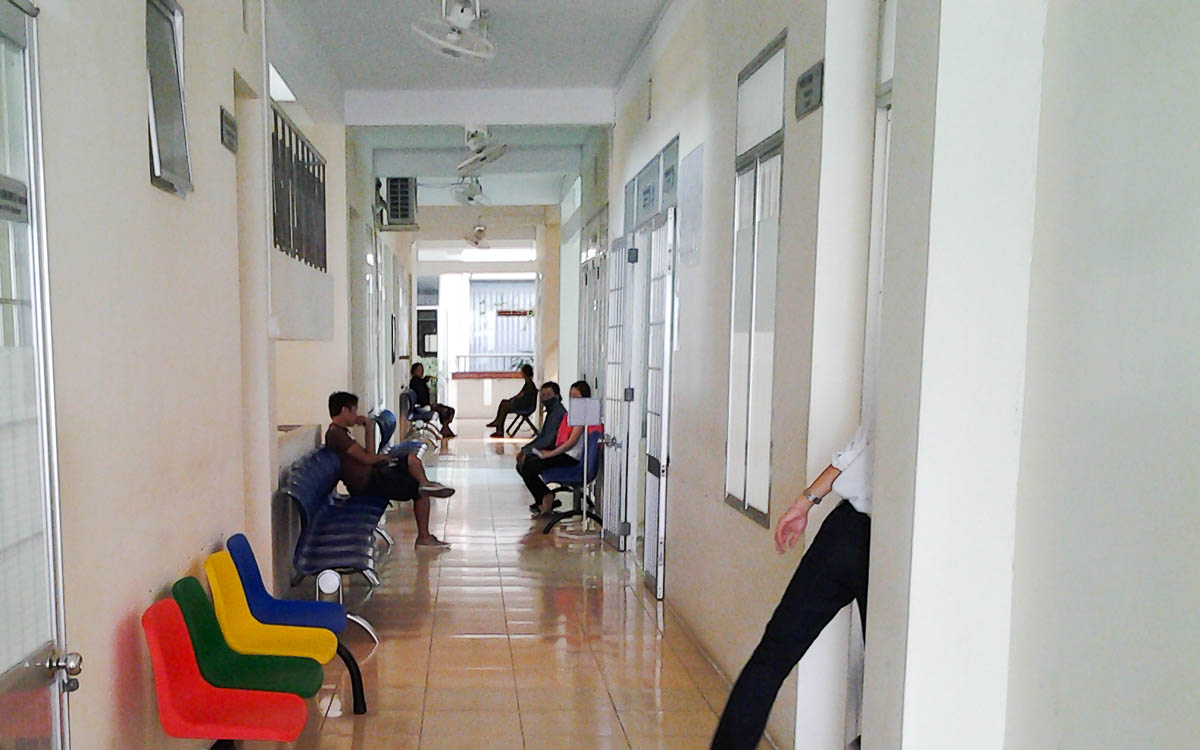 Вьетнамски госпиталь по страховке