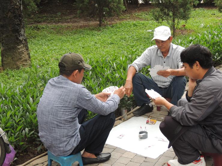 Азартные игры во Вьетнаме