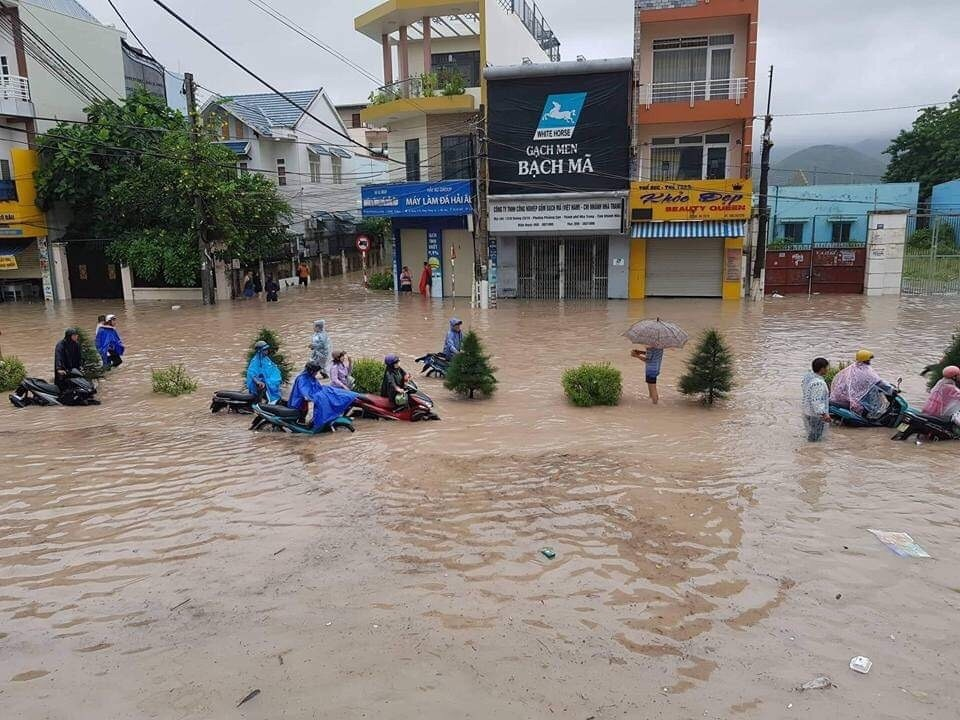 Ураган, тайфун или цунами во Вьетнаме - куда бежать